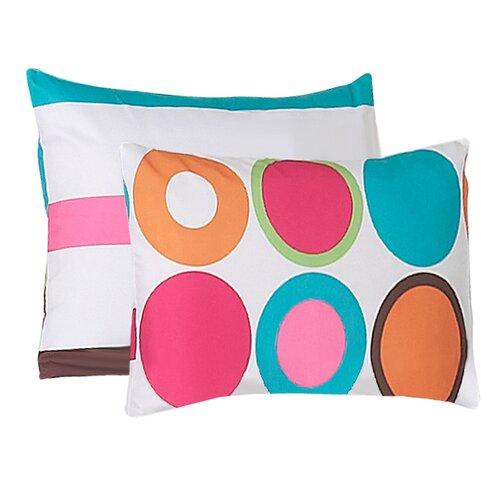 Sweet Jojo Designs Deco Dot Sham