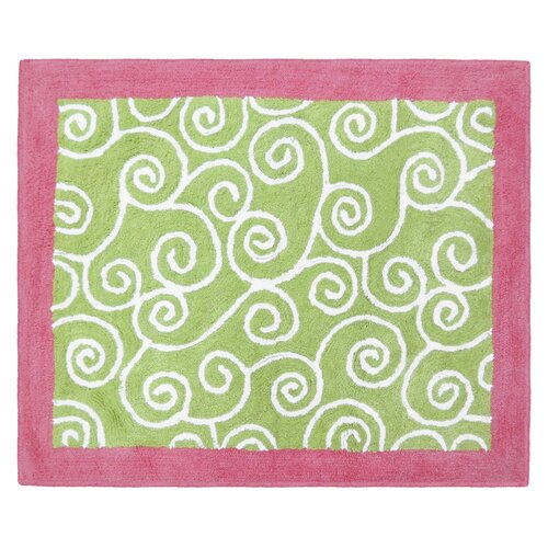 Sweet Jojo Designs Olivia Collection Floor Rug