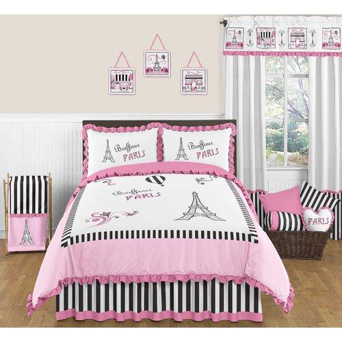 Paris 3 Piece Full/Queen Bedding Set