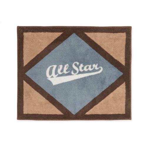 Sweet Jojo Designs All Star Sports Collection Floor Rug
