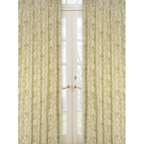 Sweet Jojo Designs Annabel Cotton Curtain Panel