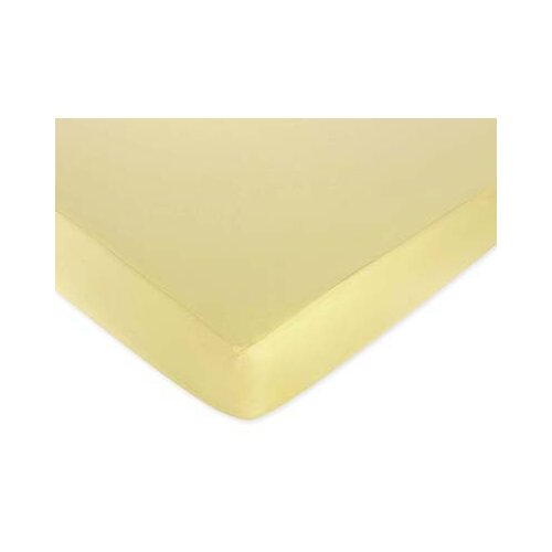 Construction Zone Fitted Crib Sheet