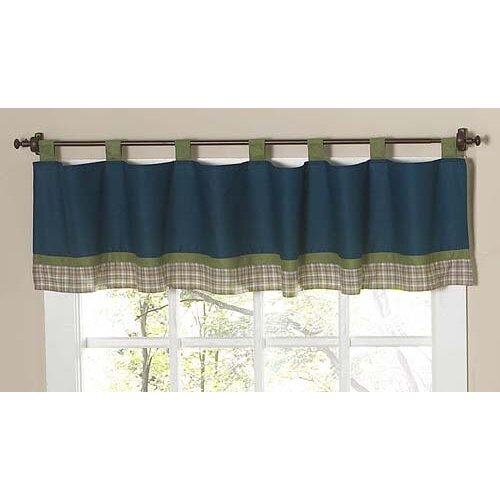 "Sweet Jojo Designs Construction Zone 84"" Curtain Valance"