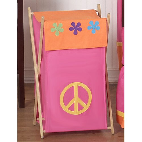 Sweet Jojo Designs Groovy Laundry Hamper