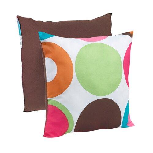 Sweet Jojo Designs Deco Dot Decorative Pillow