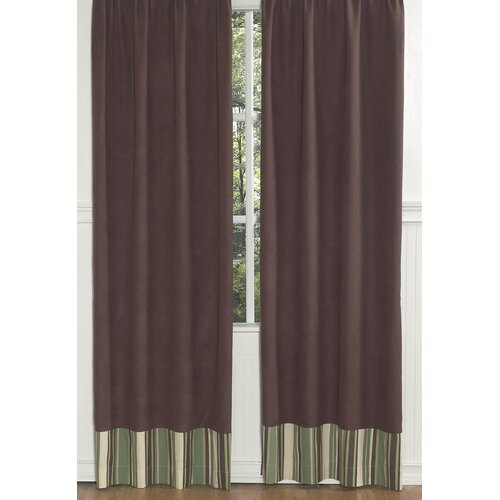 Sweet Jojo Designs Ethan Curtain Panel