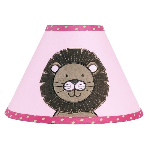 "Sweet Jojo Designs 7"" Jungle Friends Lamp Shade"
