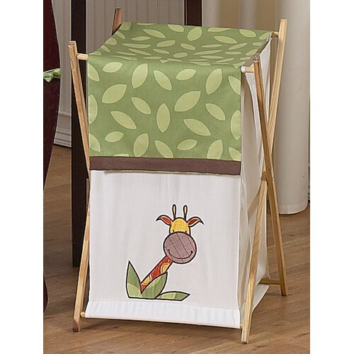Jungle Time Laundry Hamper