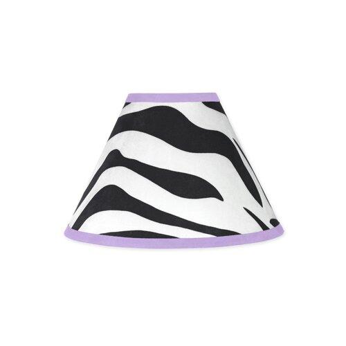 "Sweet Jojo Designs 10"" Zebra Lamp Shade"