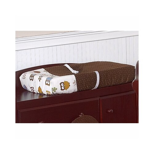 Sweet Jojo Designs Night Owl Collection Changing Pad Cover