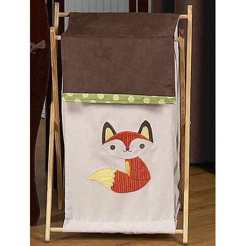Sweet Jojo Designs Forest Friends Laundry Hamper