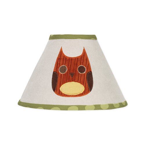 Sweet Jojo Designs Forest Friends Collection Lamp Shade