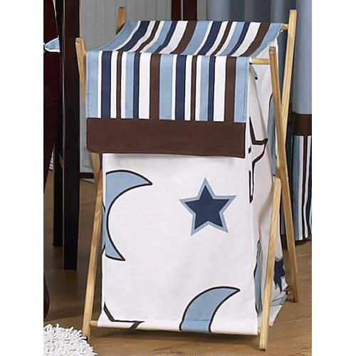 Sweet Jojo Designs Starry Night Laundry Hamper