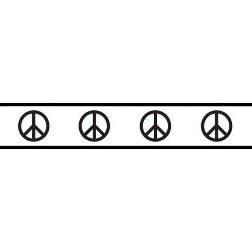 Sweet Jojo Designs Peace Wallpaper Border