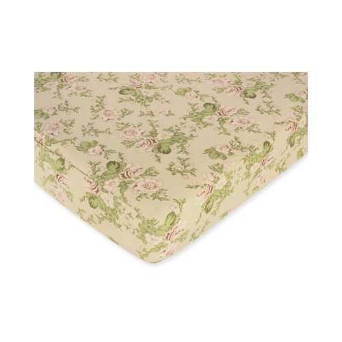 Sweet Jojo Designs Annabel Fitted Crib Sheet