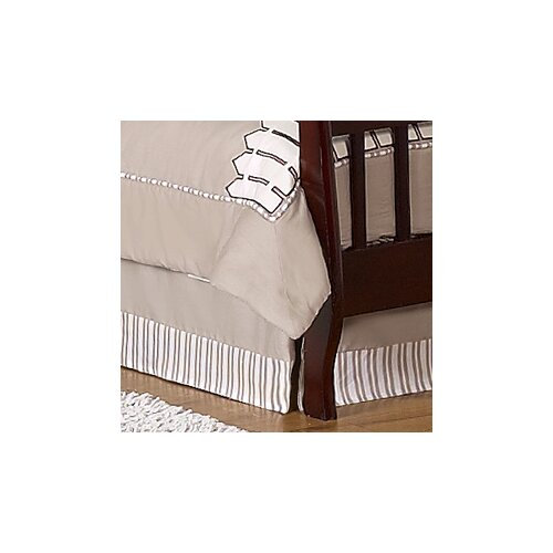Sweet Jojo Designs Little Lamb Toddler Bed Skirt