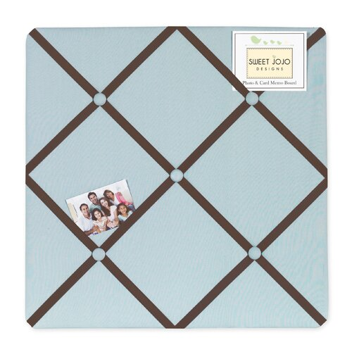 Sweet Jojo Designs Hotel Memo Board