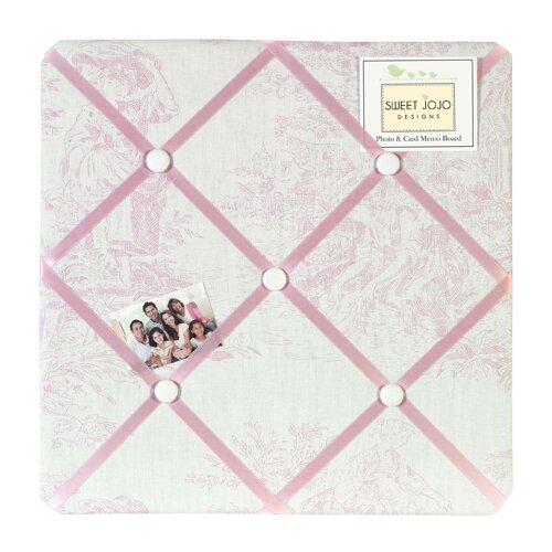 Sweet Jojo Designs French Toile Memo Board