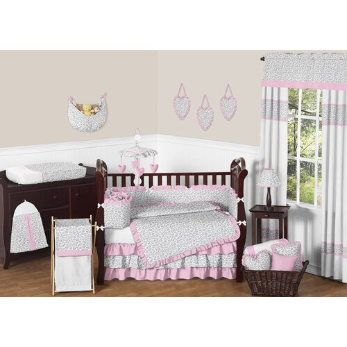 Kenya 9 Piece Crib Bedding Set