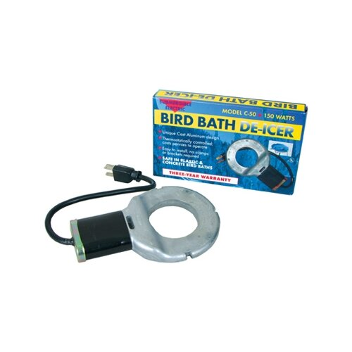 F-I 150 Watt Bird Bath Heater De-icer
