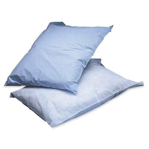 Medline Poly Tissue Disposable Pillowcases