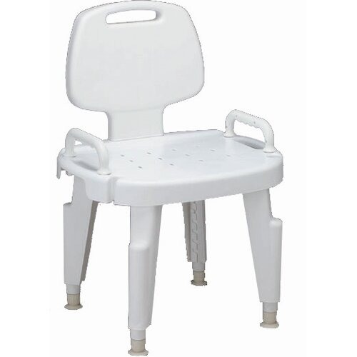 Medline Composite Shower Chair