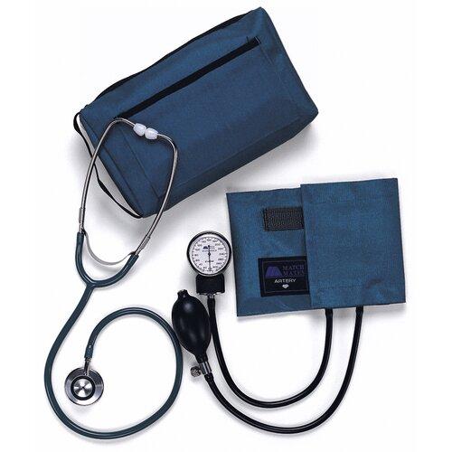 Medline Compli-Mates Dual-Head Combination Kit in Royal Blue