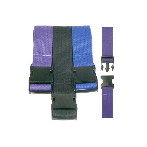 Yoga Direct Pinch Buckle Cotton Yoga Strap