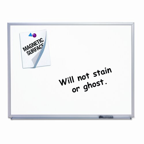 Quartet® Magnetic Dry-Erase Whiteboard
