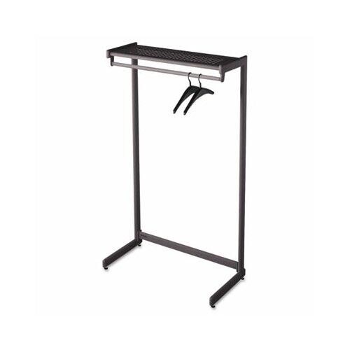 Quartet® One-Shelf Garment Rack