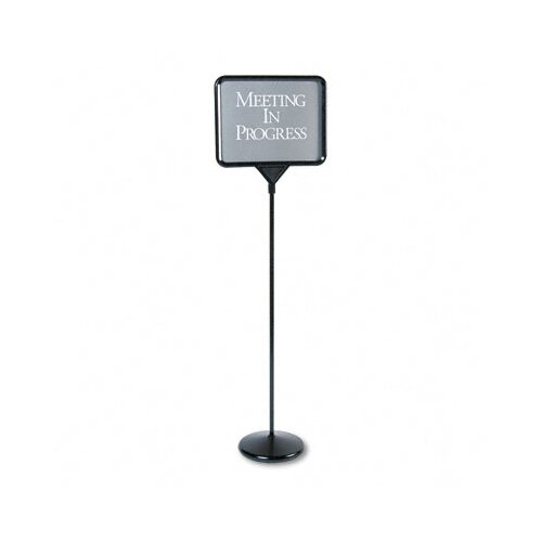 Quartet® Sign(Ware) Pedestal Sign