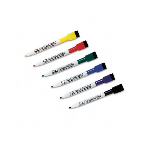 Quartet® Rewritables Dry Erase Mini-Markers