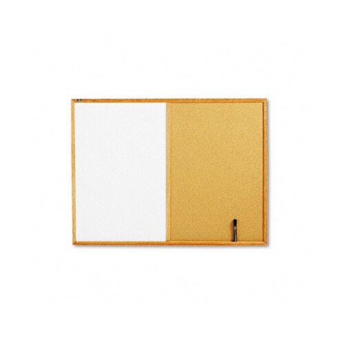 Quartet® Combo 3' x 4' Whiteboard and Bulletin Board