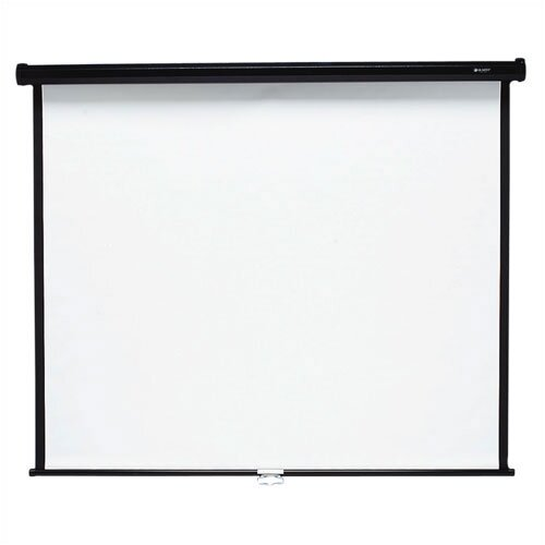 Quartet® Matte White Projection Screen