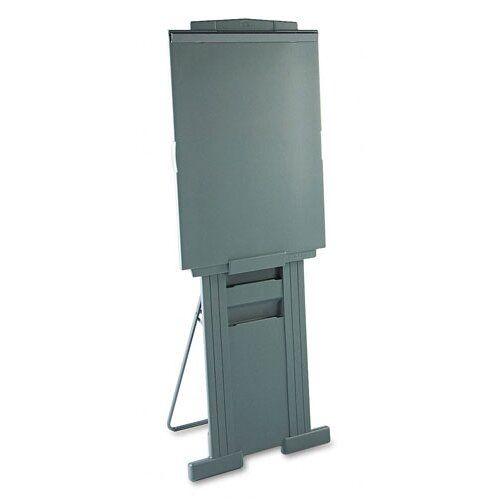 Quartet® Duramax Portable Presentation Easel in Gray