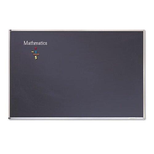 Quartet® Enclosed 4' x 6' Bulletin Board
