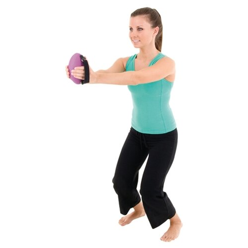Eco Wise Fitness Slim Olive Weight Ball