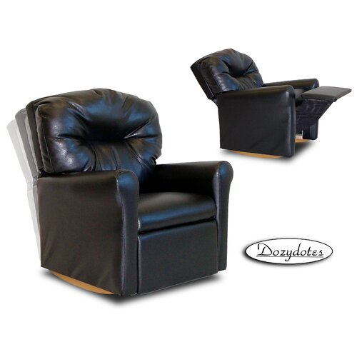 Contemporary Rocker Kid's Recliner
