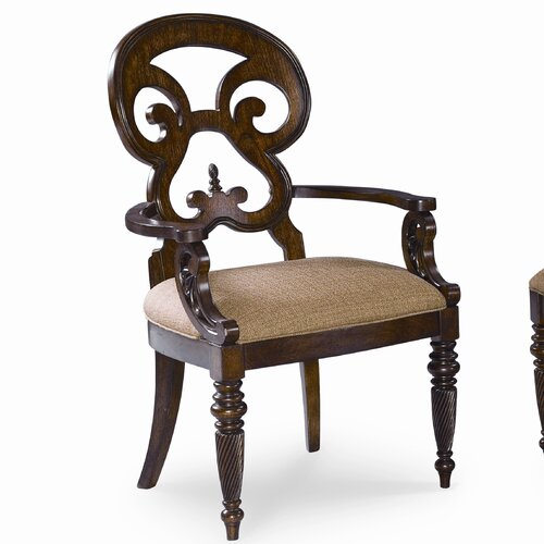 A.R.T. British Heritage Butterfly Back Arm Chair