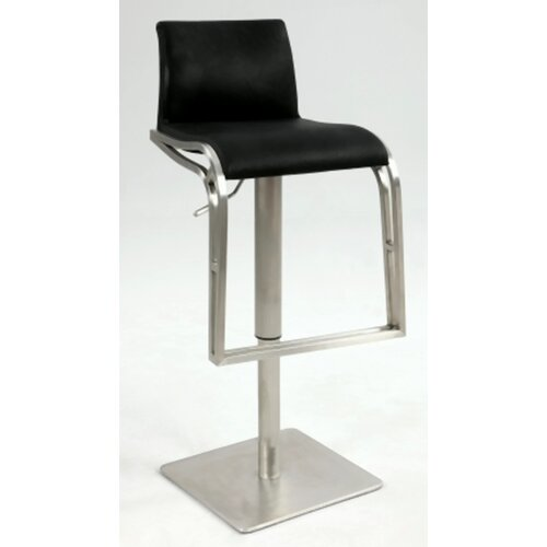 "Chintaly Imports 23"" Adjustable Bar Stool"