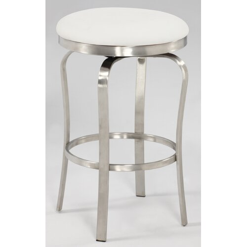 "Chintaly Imports Modern 26"" Backless Bar Stool"