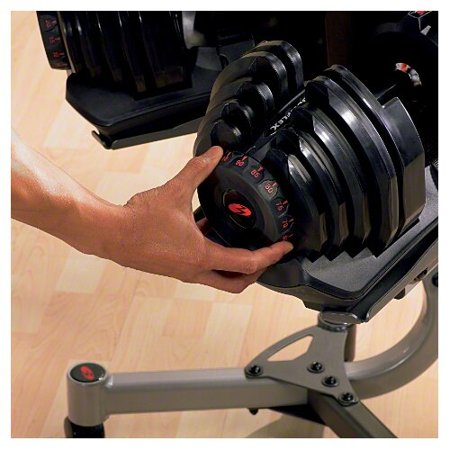 Bowflex Select Tech 1090's Dumbbell Set