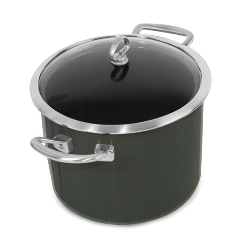 Chantal Copper Fusion 8-qt. Stock Pot with Lid