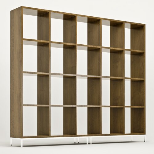 "EK Living Furniture 77"" Bookcase"