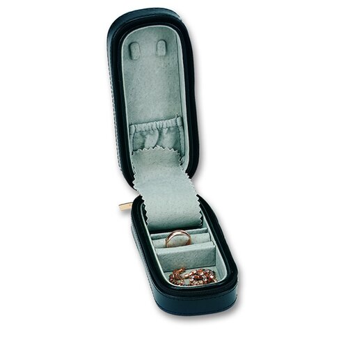 Budd Leather Men's Leather Goods Jewelry Box