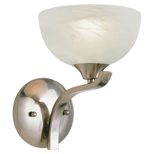 TransGlobe Lighting Contemporary 1 Light Wall Sconce