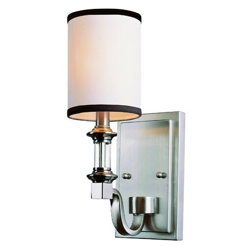 TransGlobe Lighting Modern Meets Traditional 1 Light  Wall Sconce