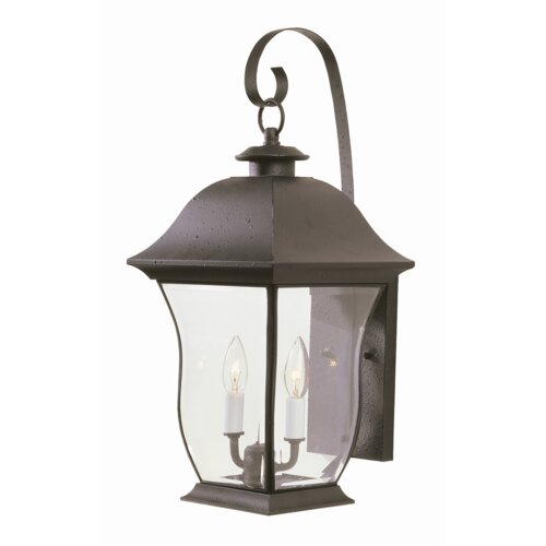 TransGlobe Lighting Outdoor Light Wall Lantern