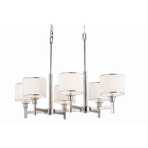 Cadence 6 Light Chandelier