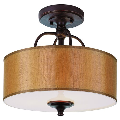 TransGlobe Lighting Modern Meets Traditional Semi Flush Mount Reviews